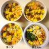 カップ麺(日清・イオン・コープ・金ちゃん)しょうゆ味の食べ比べ | 忠犬レルの家事